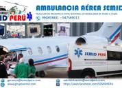 Ambulancias semid perÚ