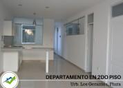 Depa 2do piso - piura (cerca a udep y upao)