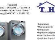 7650598/ técnicos expertos para lavadoras samsung