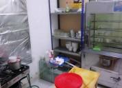 Alquilo restaurante comp. amoblado s/.1000 smp