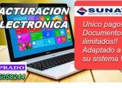 Facturación electrónica sunat pago s/ 1000+igv