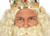 Barbas  y  pelucas  rey   mago  cel  : 9990232000