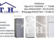 Técnicos para refrigeradoras maytag 7650598