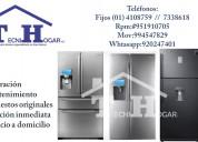 Servicio tecnico en refrigeradoras samsung 7650598