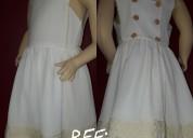 Vestido para niña modelo elisa