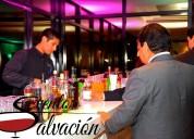 Servicio de barman/bartender para evento