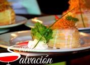 Servicio de buffet - catering para eventos
