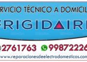 Tecnicos de refrigeradoras frigidaire 998722262