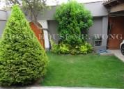 Vendo amplia casa de dos piso en san borja sur