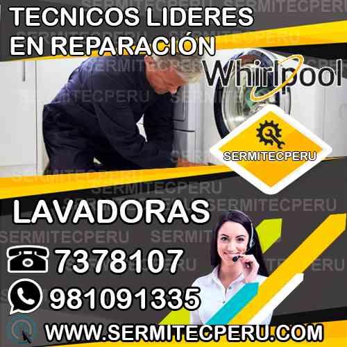 Whirlpool  Técnicos de lavadoras y secadoras