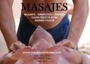 Masajes de hombre a hombre tantricos y sensitivos