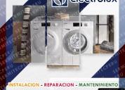 Electrolux asistencia técnica de lavadoras