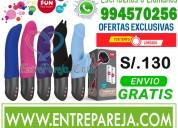 Dildos vibradores sexshop ofertas san borja lima