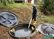 Limpieza lavado y desinfección de reservorios de