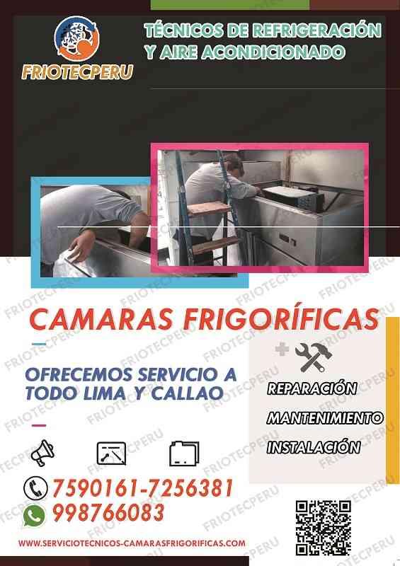 SERVICIO TECNICO REFRIGERACION COMERCIAL