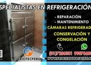 Callao servicio tecnico camaras frigorifica