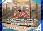 Daewoo|7378107>especializados en refrigeradoras
