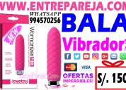 Bala vibradora sexshop ofertas peru 6221274