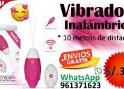 Sexshop - breña vibradores inalambrico