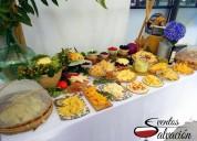 Mesa de queso para eventos