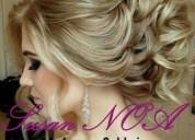 Maquillaje y peinado para novias adomicilio  lima