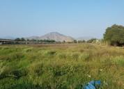 Terreno para lotizar o casa de campo en huaral