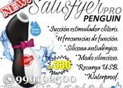 Satisfyer pro penguin 11 funciones sexshop