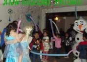 Show infantil 910483816 lima pe ¡creamos eventos i