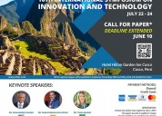 10th international symposium on innovation and tec