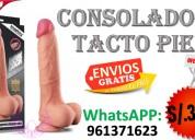 Sexshop - breña consolador tacto piel