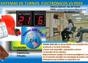 Turnomaticos kit de control de colas