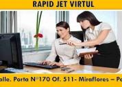 Oficina virtual mas licencia de funcionamiento