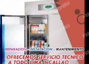 A su servicio!técnicos de refrigeración 998766083