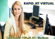 alquiler de oficina virtual en promocion