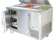 Servicio técnico mantenimiento mesas refrigeradas