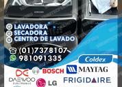 981091335| técnicos de lavadoras en san isidro