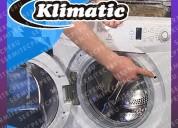 Expertos!!!! técnicos de lavadoras klimatic