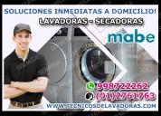 Mabe 2761763---tecnicos de lavadoras en miraflores