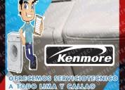 Kenmore-técnicos de lavadoras 981091335 en callao