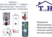 Reparaciones de termas sole servicio técnico 76505