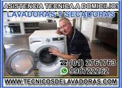 Daewoo-mantenimiento y reparación de lavasecas