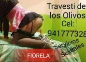 Trans mamonaza olivos