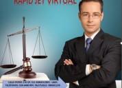 Alquiler de oficina virtual para abogados a $10.00