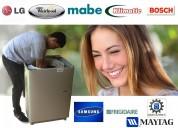 ((samsung)) lavadora reparacion a domicilio –serca