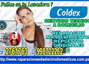 Asistencia tecnica coldex lavadoras y secadoras