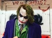 Pelucas   y  maquillaje   guason   joker   2019