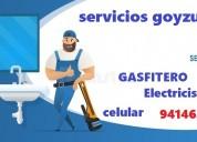 Gasfitero las 24 horas emergencias soluciones