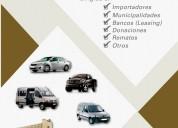 Asesoramiento en trÁmites vehiculares - inmuebles