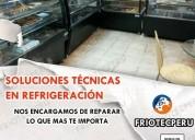 Especialistas-reparación de maquinas exhibidoras