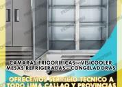 Técnicos de camaras frigorificas